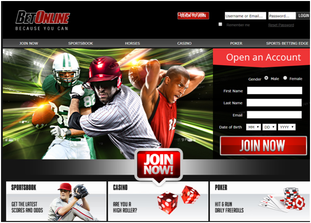Betonline iPhone casino for esports