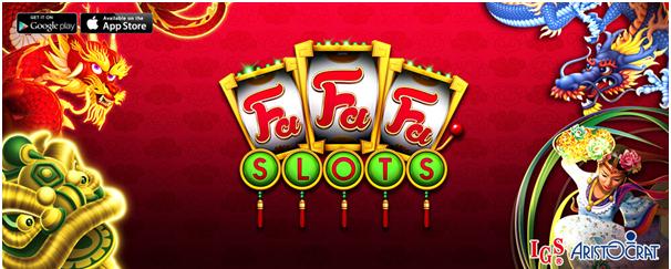 Fa Fa Fa slots app