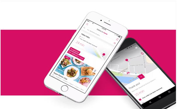 Foodora App Canada