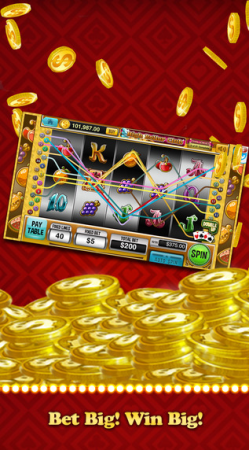 Free Slot Games for iPhone
