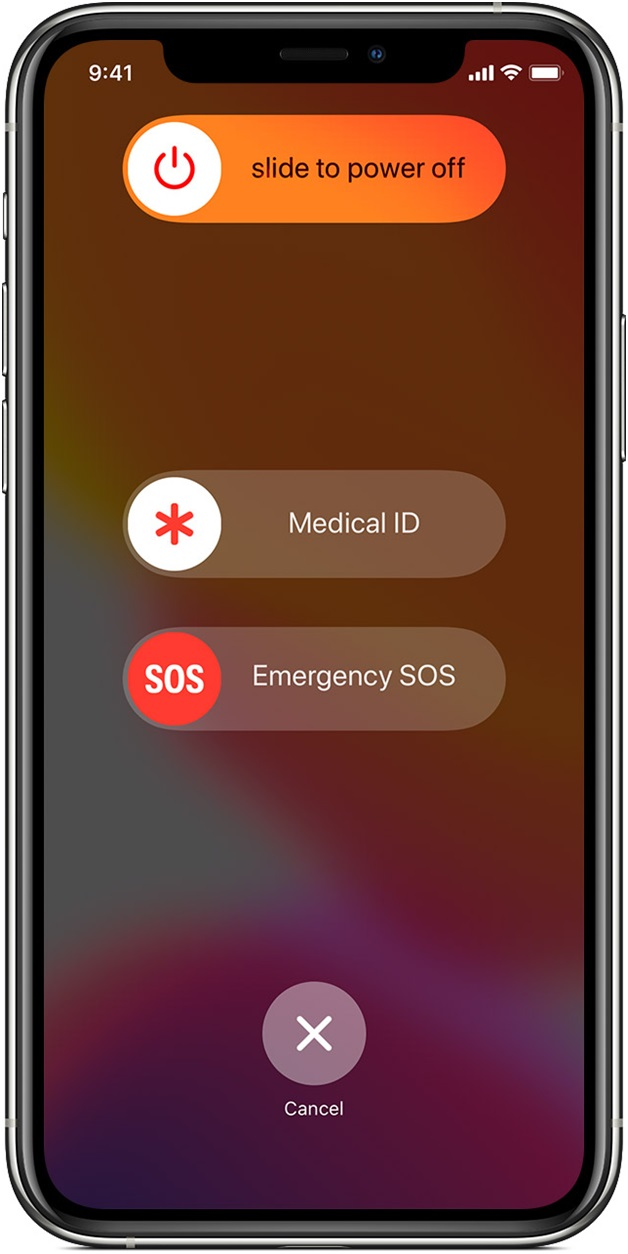 How to make emergency call on iOS iphone
