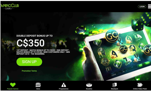 How to play Keno at Gaming Club Casino on my iPhone
