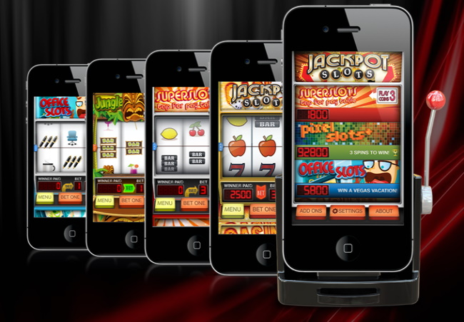 How to play casino games and slot with iPhone