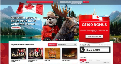 Interac deposit casinos