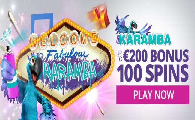 Karamba Casino 3