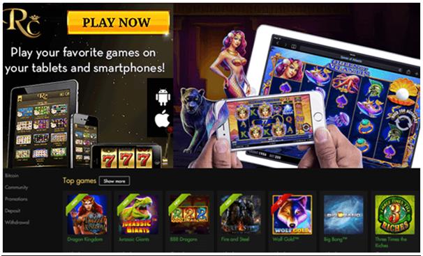 Live casino Canada- Rich Casino