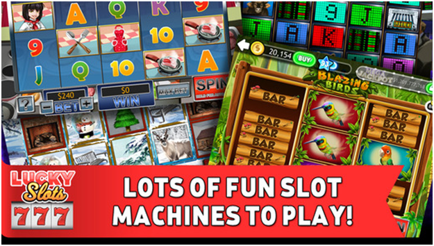 Lucky Slots app