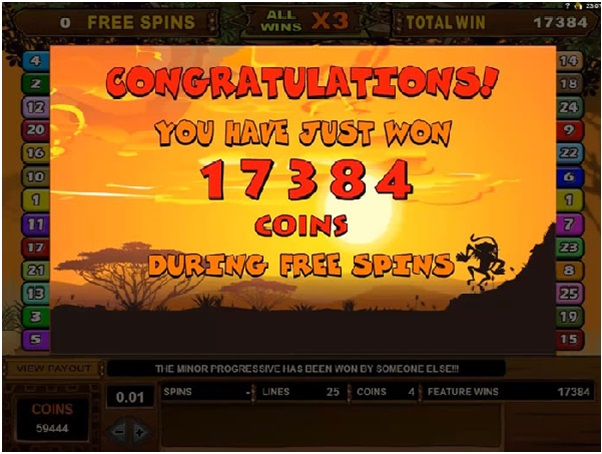 Mega Moolah Slot- how to win