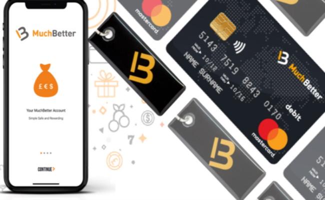 Methods of payment on MuchBetter- MuchBetter e-wallet