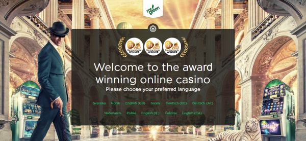 Mr Green - The Award Winning Online Casino