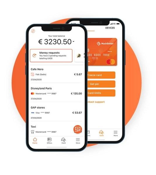 MuchBetter e-Wallet
