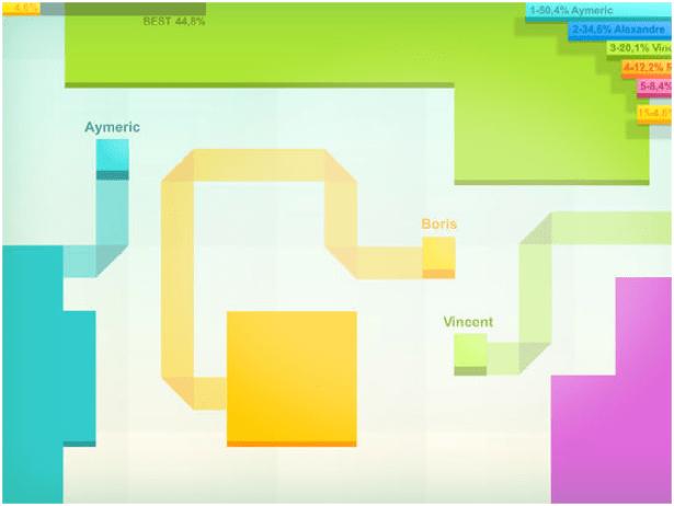 Paper io game app