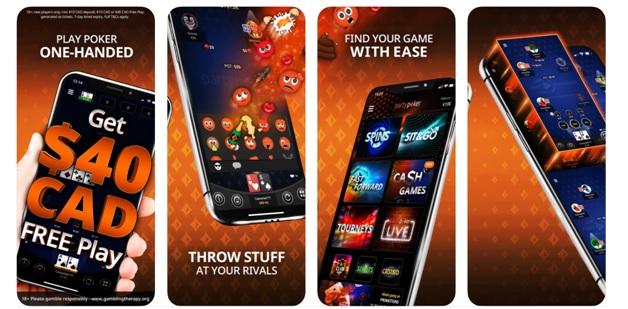 Party Poker App