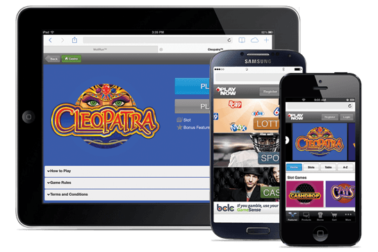 Play Now iPhone casino- How to get started