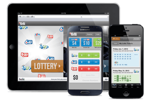 Play Now iPhone casino- Lottery games