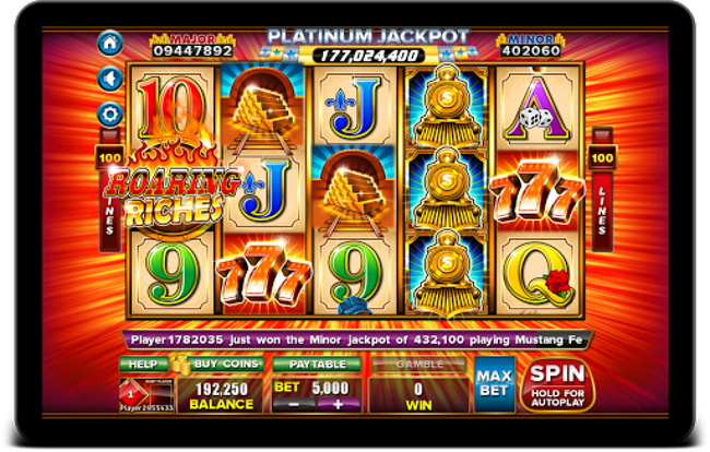 The Game Changer is Players Paradise Slots by 616 Digital LLC 3