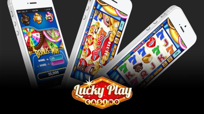 Progressive-Jackpots in Lucky Play Casino