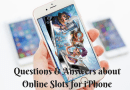 Questions & Answers about Online Slots for iPhone