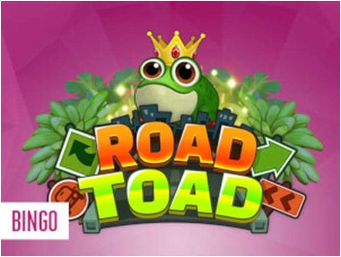 Road Toad Bingo