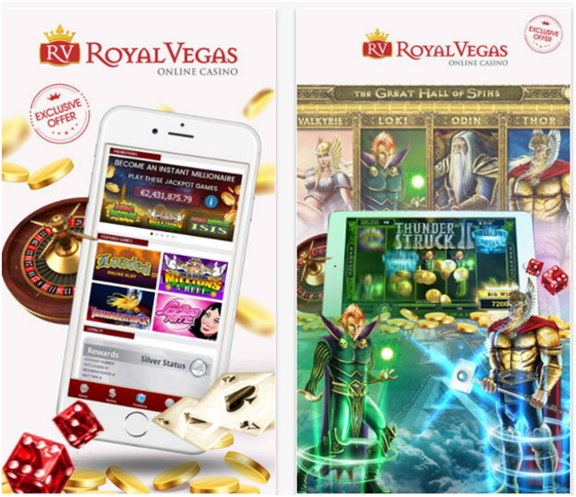 Royal Vegas Casino Canada - 5 Best Mobile Betting Apps