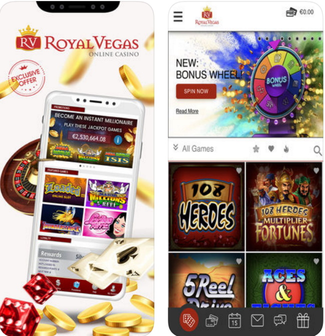 Top 12 Casino App for iPhone to Play Slot Games Online? 2
