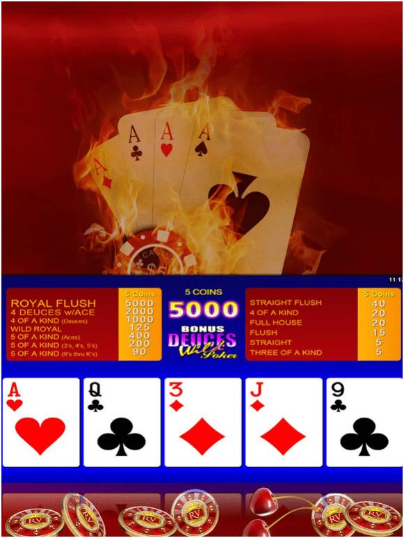 Royal Vegas Games app