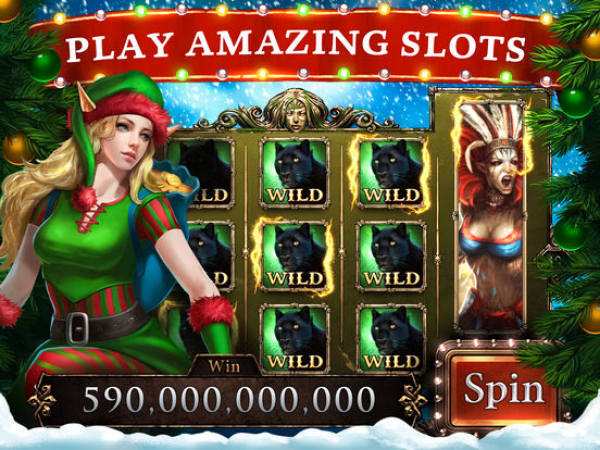 Scatter Slots App- Play offline