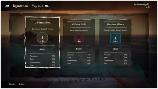 Sea of Thieves tips to play