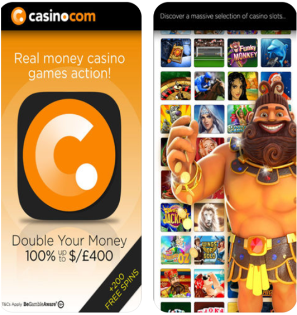 Slot machine apps for real money canada
