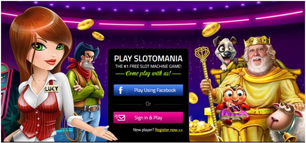 Slotomania play