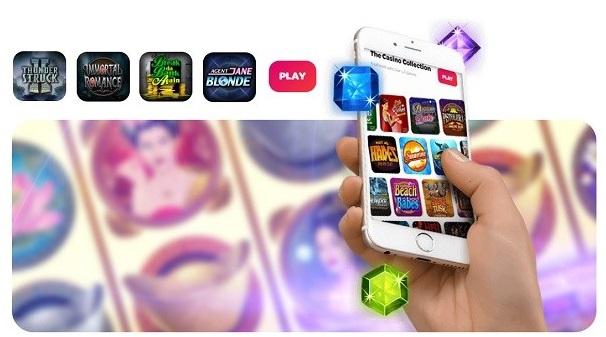 Spin Casino iPhone