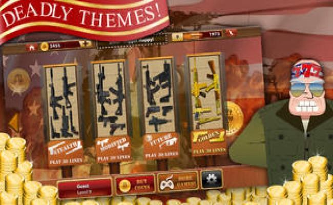 Trigger Happy Slot Machine 3
