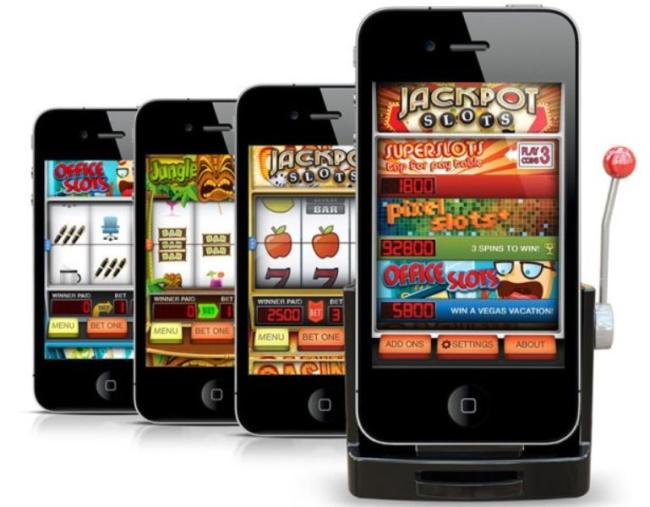 Top 5 iPhone Gambling Apps Canada