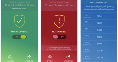 Travel Guard App