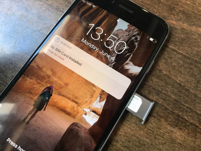 Unlocking your iPhone through a Third Party Service