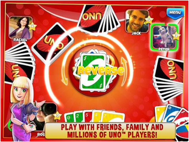 Uno game rules
