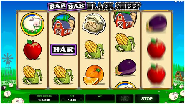 Bar Bar Blacksheep