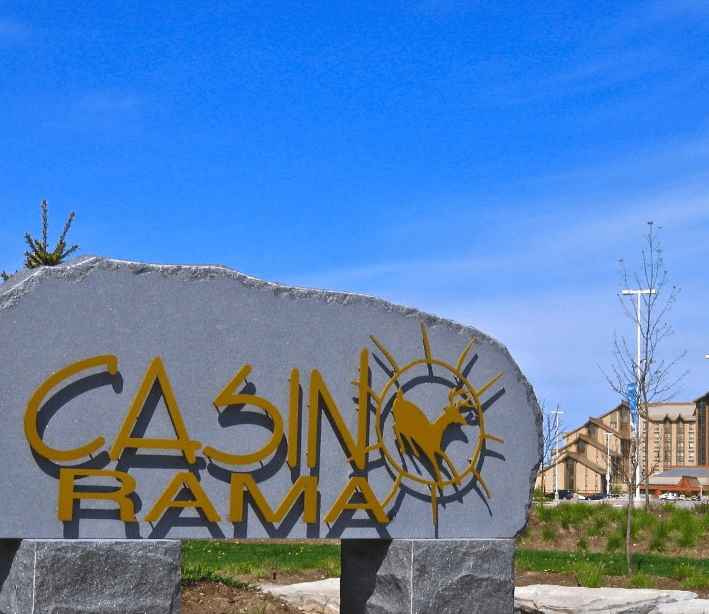 casino rama resort canada