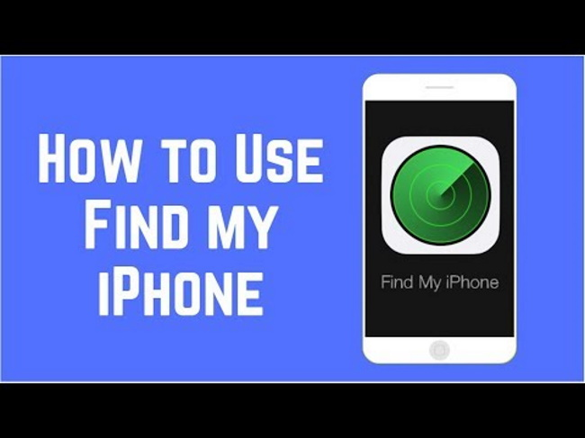 How does 'Find my iPhone' App works 1