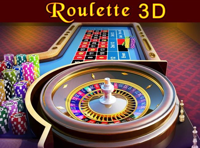 iOS Casino App 6: PKR Roulette 3D