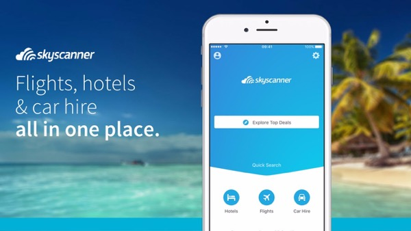 Travel Wisely With iOS Flight Booking Apps