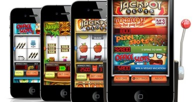 iPhone Slots