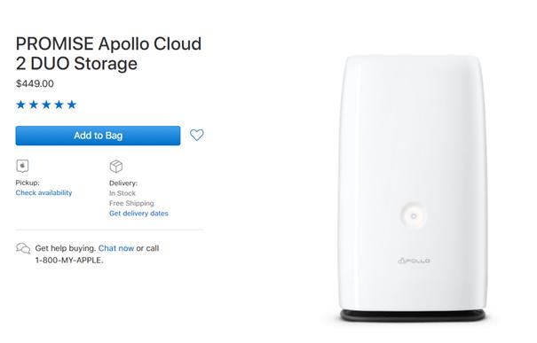 Cloud 2 Duo Storage