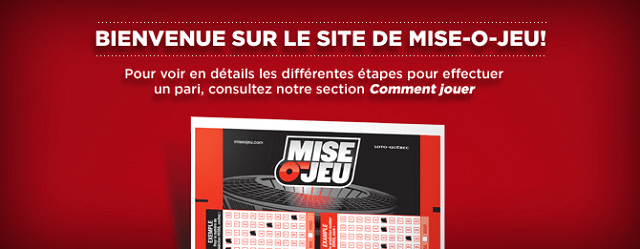 Mise o jeu sports betting site