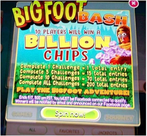 my Vegas slots app chips on offer