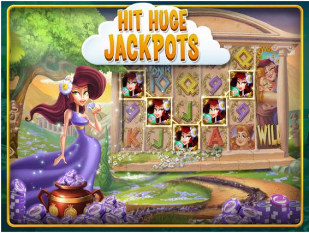 myvegas slots app jackpots