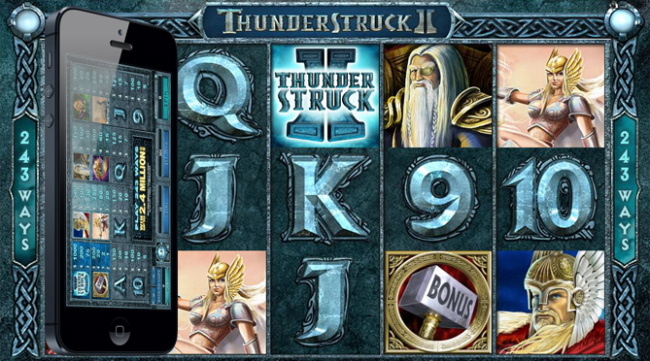thunderstruck II game for Canadian players