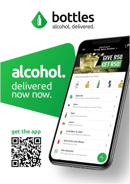Bottles app SA