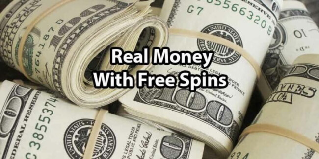Can you win money on free spins