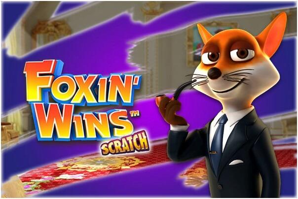 Foxin wins scratch